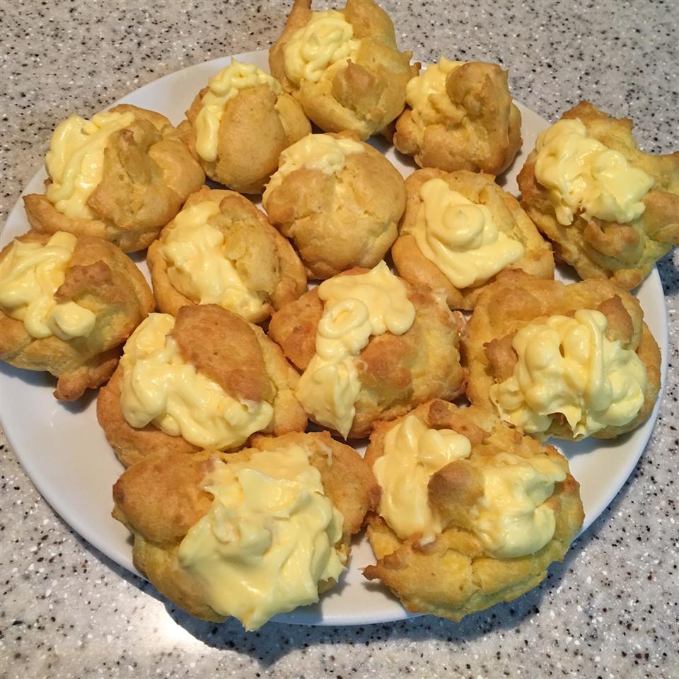 Cream Puffs Jovone Lewis