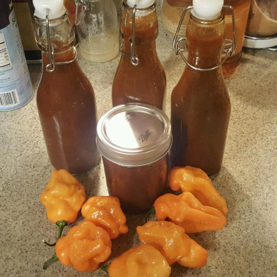 Bob's Habanero Hot Sauce - Liquid Fire