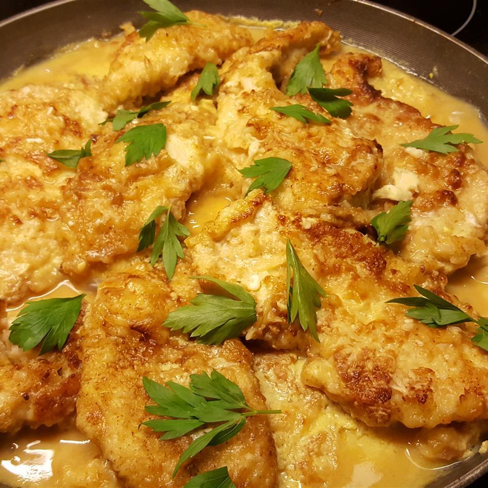 Chicken Piccata II Donna