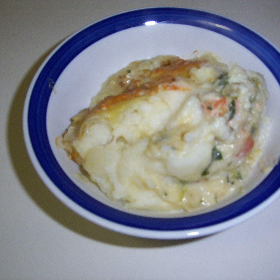 Spicy Fisherman's Pie BONNYBABY