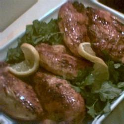 Easy Lovely Lemon Chicken Margo Daley