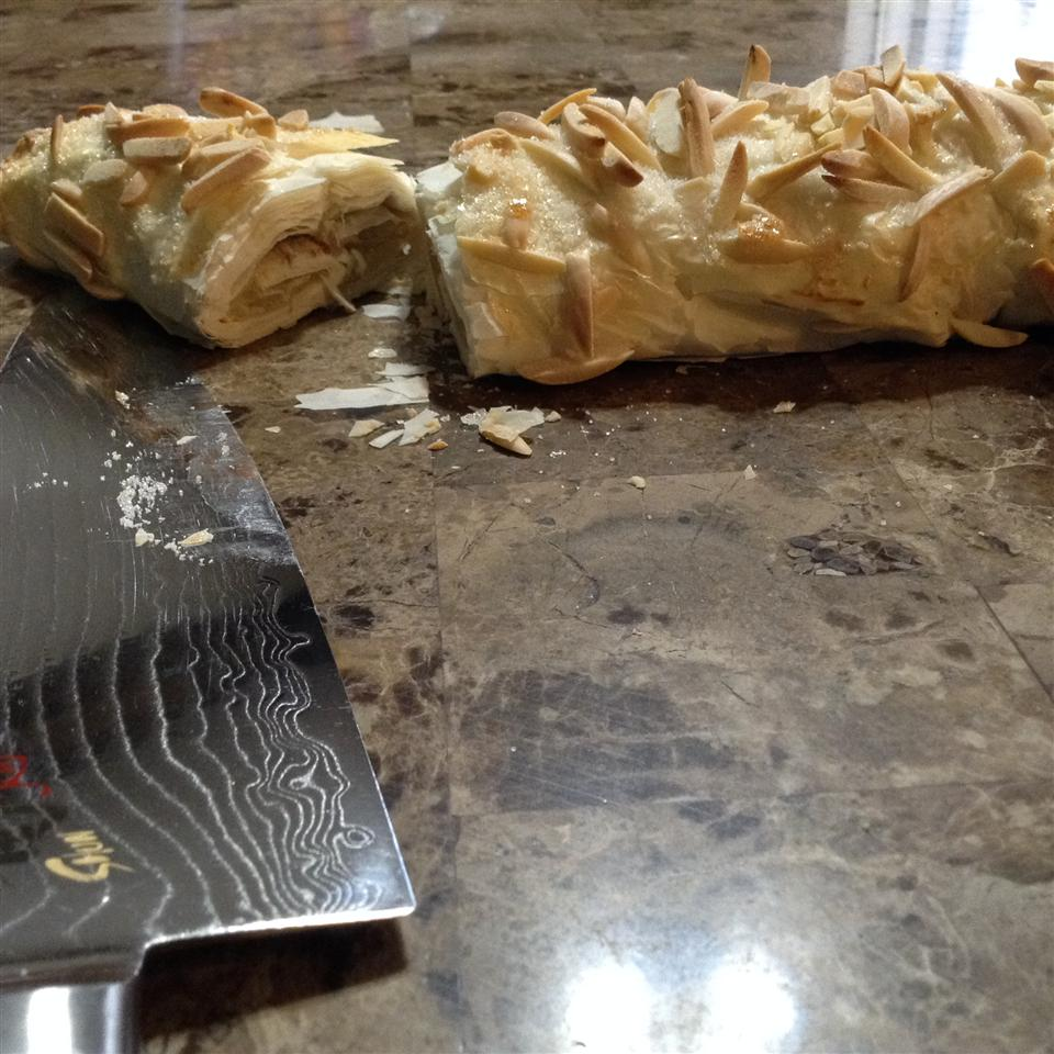 Puff Pastry Bear Claws Curligirlifro