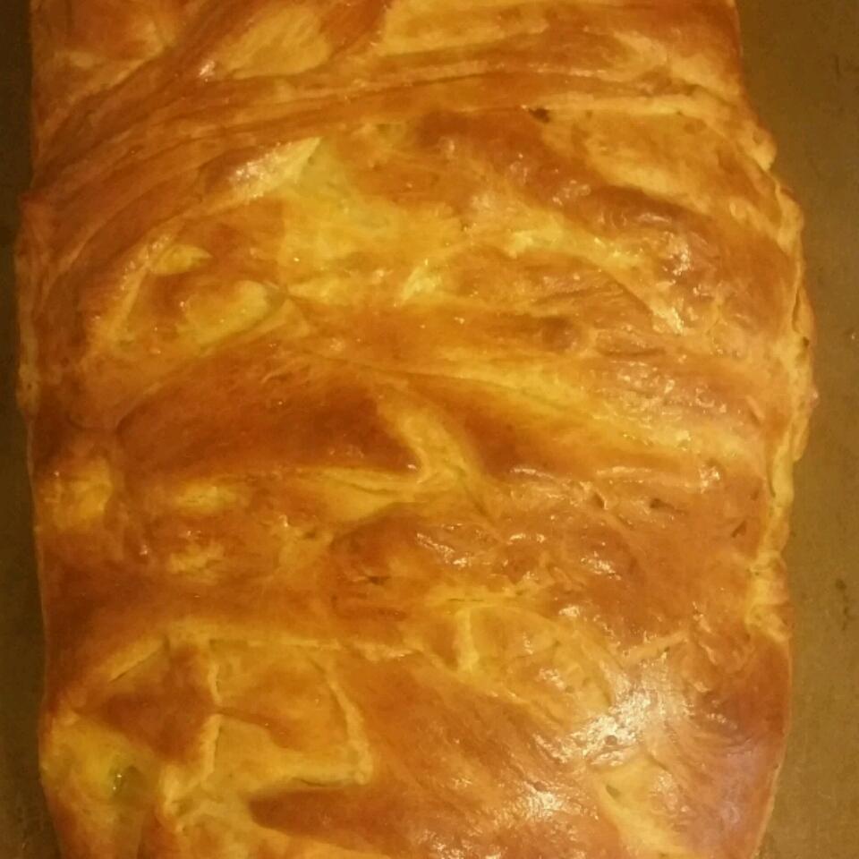Scrambled Egg Brunch Bread LADYBMB