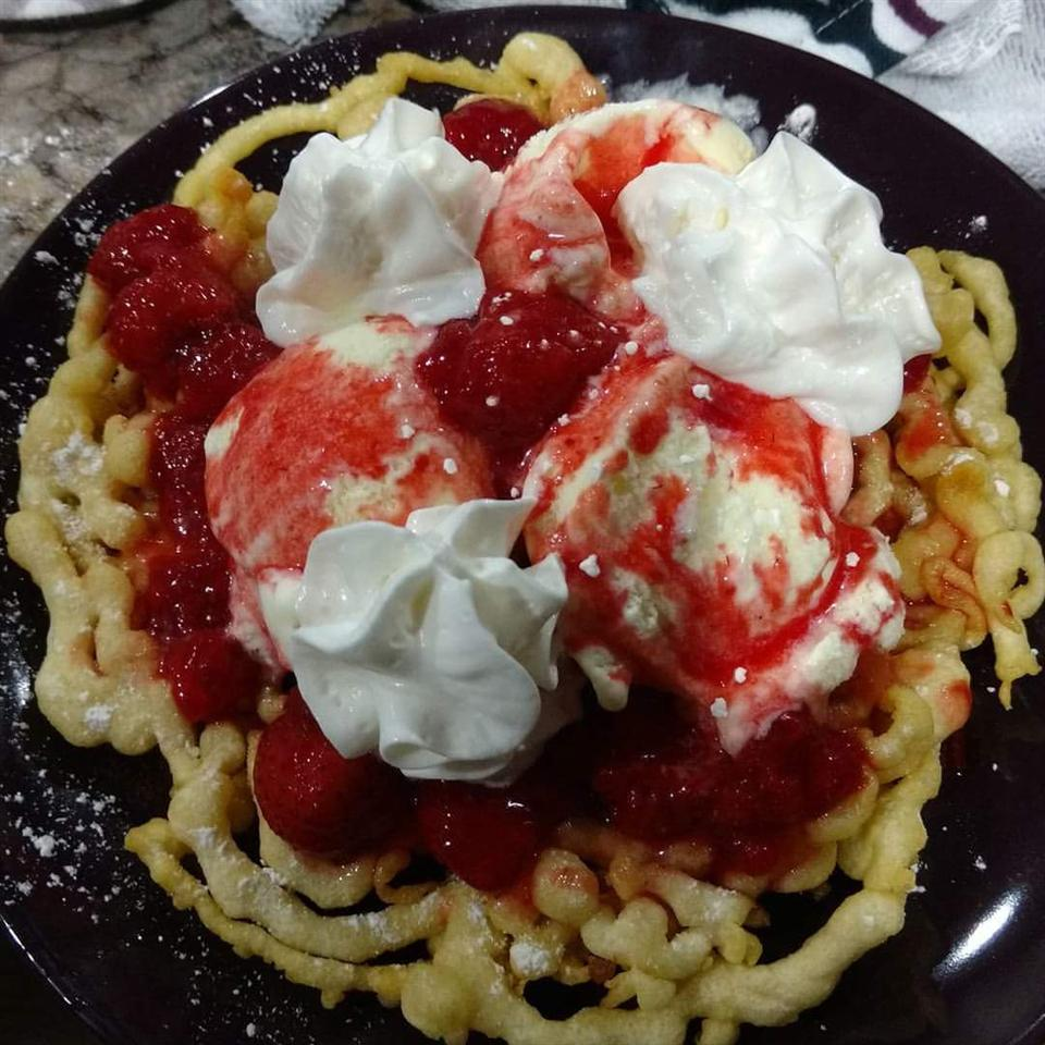 Funnel Cakes I Kimberly Johnston-Sinibaldi