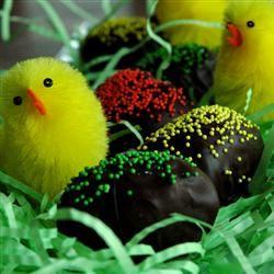 Crunchy Chocolate Eggs 5boys2cook4