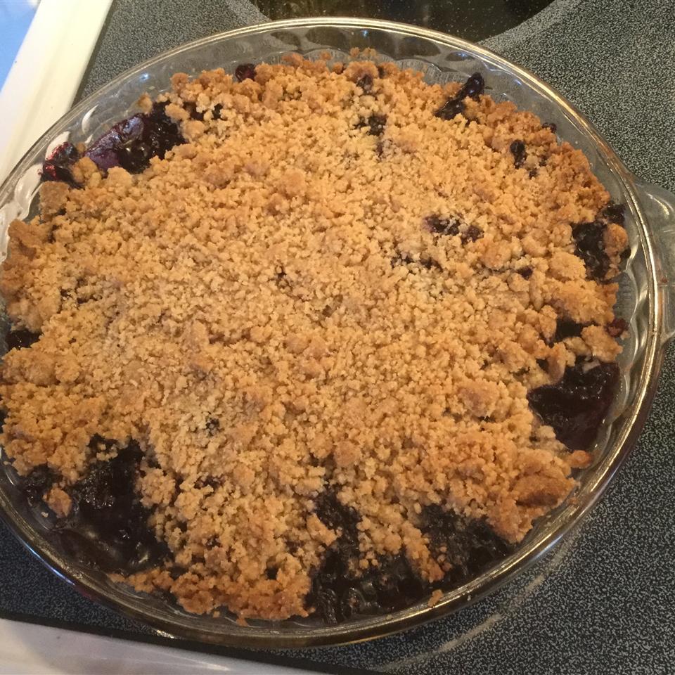 Blueberry Crisp II aunnica sno