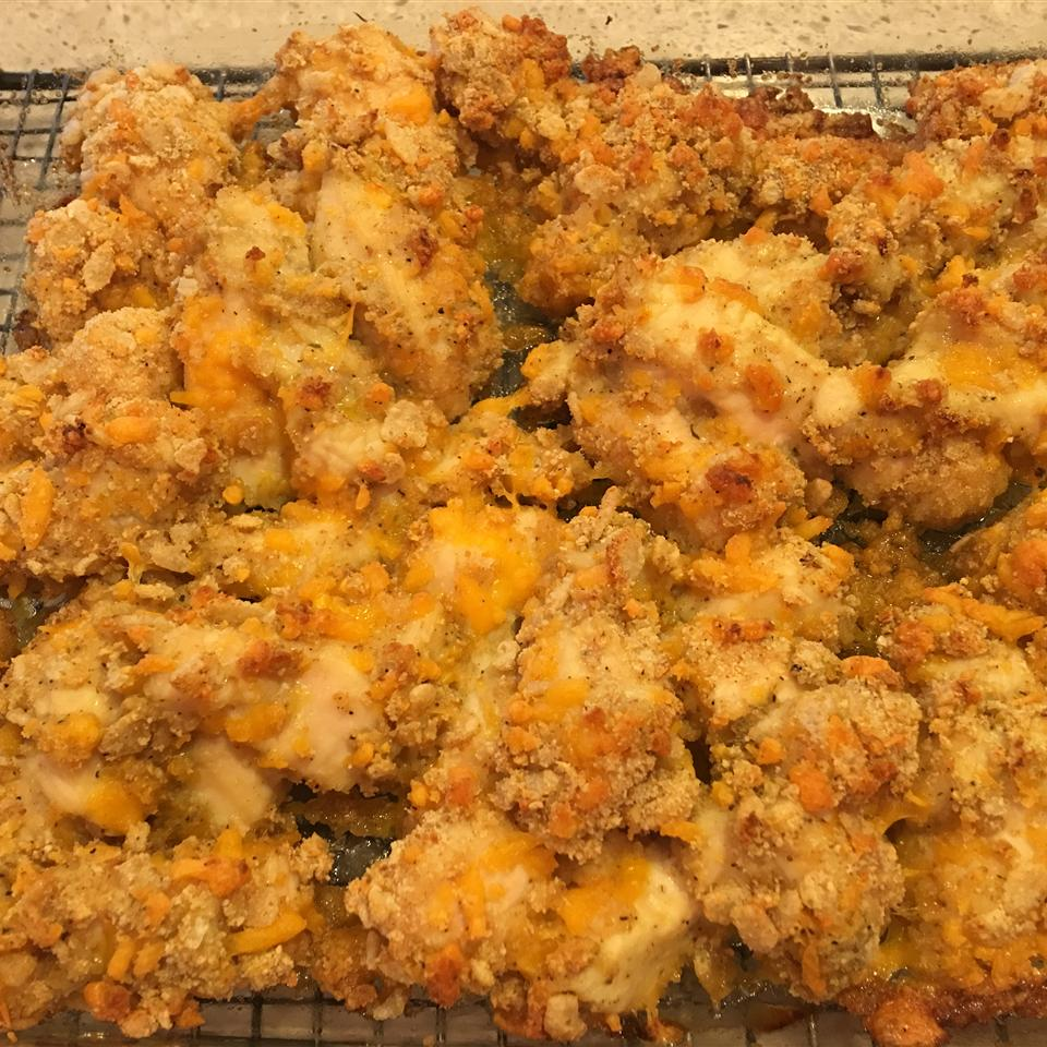 Cheddar Baked Chicken J Vardy