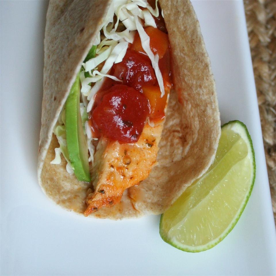 Fish Tacos from Reynolds Wrap® Jennifer Baker
