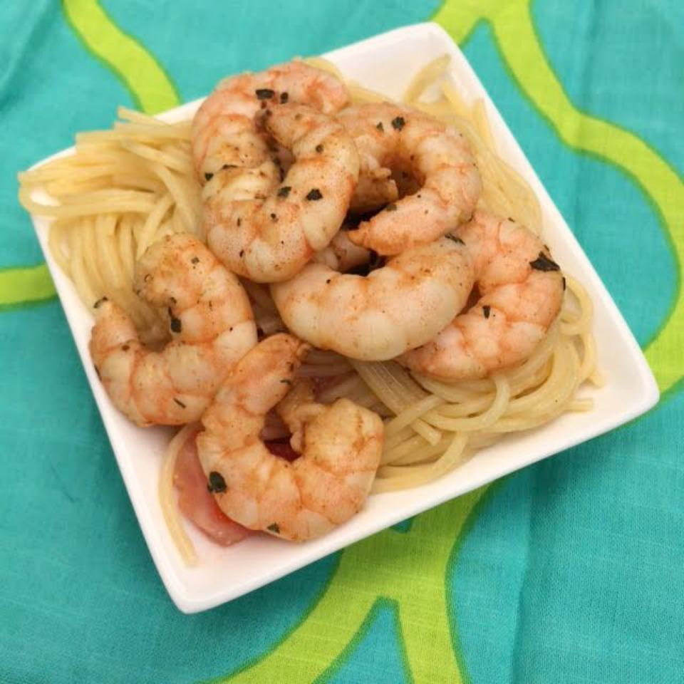Spicy Grilled Shrimp from Reynolds Wrap® Crikkitt