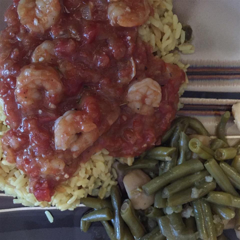 Louisiana Shrimp Creole II