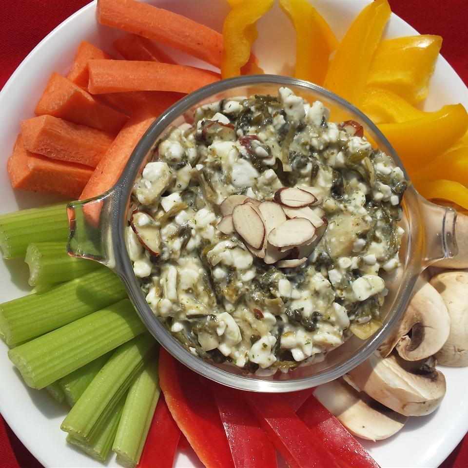 Spinach Artichoke Lactaid® Dip Liz Dalton 'Lizzie'