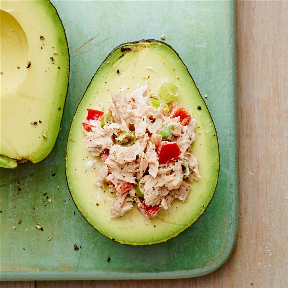 Avocado and Tuna Tapas Allrecipes Magazine