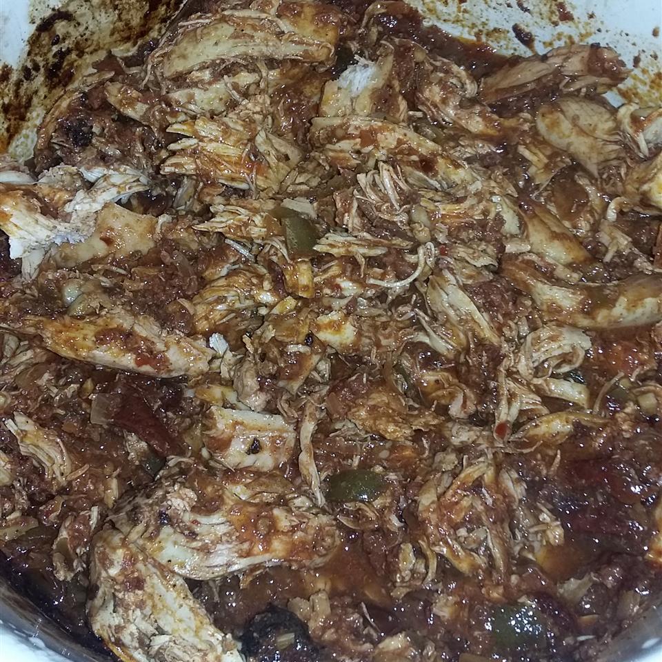 Slow Cooker Chicken Tinga Karina Perez