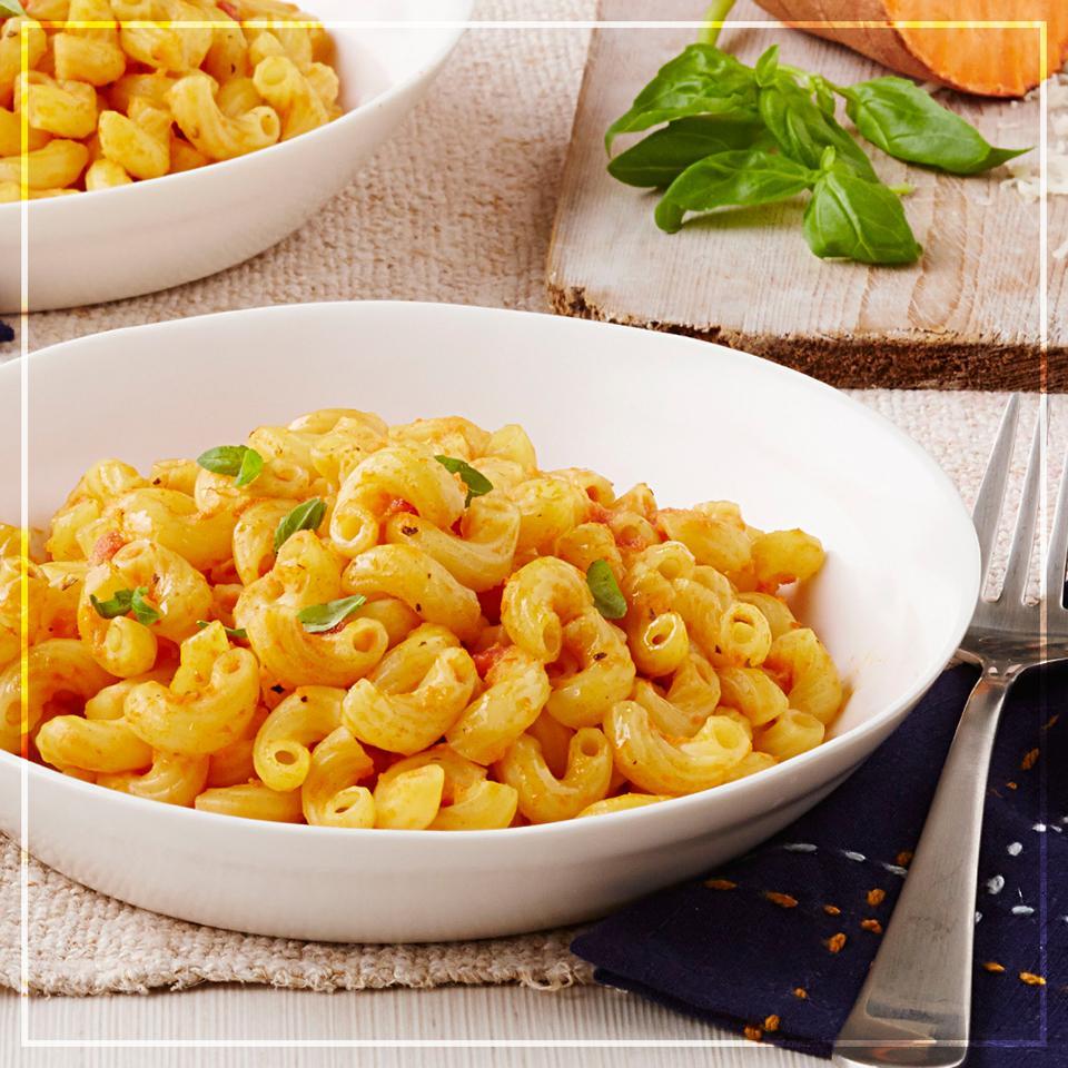 Barilla® Tomato Basil Mac & Cheese Allrecipes Trusted Brands