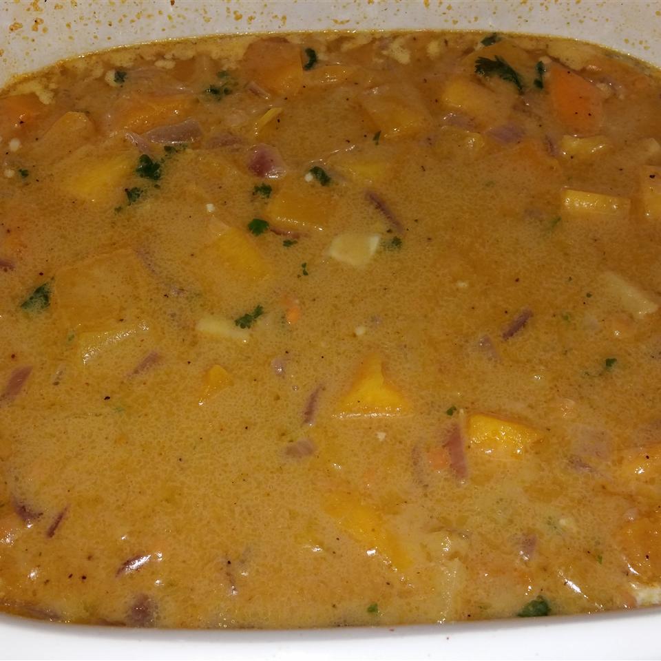 Vegan Red Lentil Soup anncates