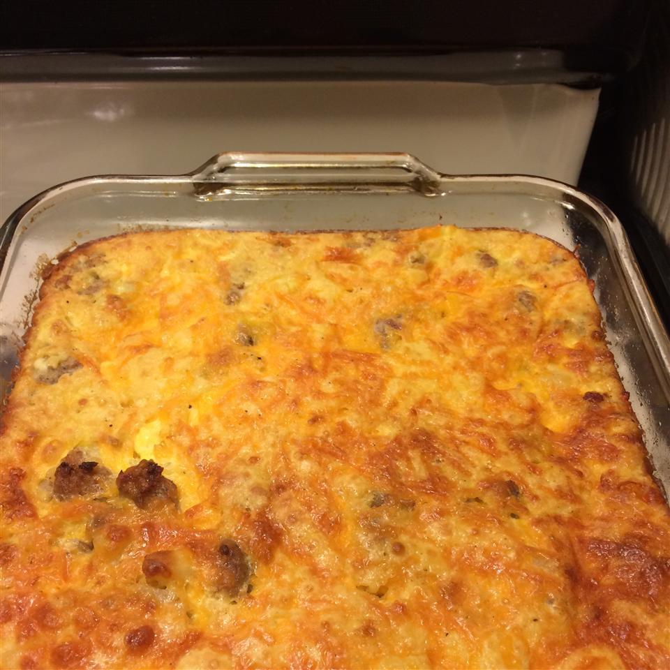 Gluten-Free Impossibly Easy Breakfast Bake Isabell Clark