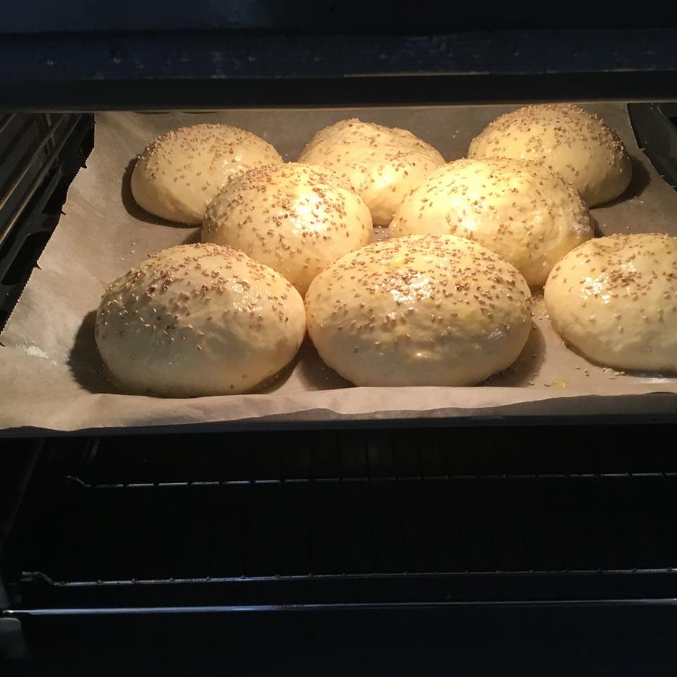 Homemade Hamburger Buns Patsy Laibinis Jaeger