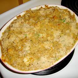 Cheesy Tuna Mornay bellcanada420