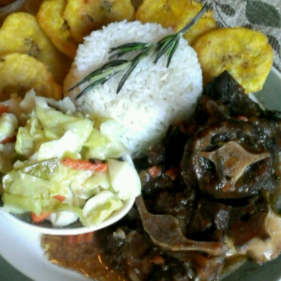 Jamaican Oxtail Dee