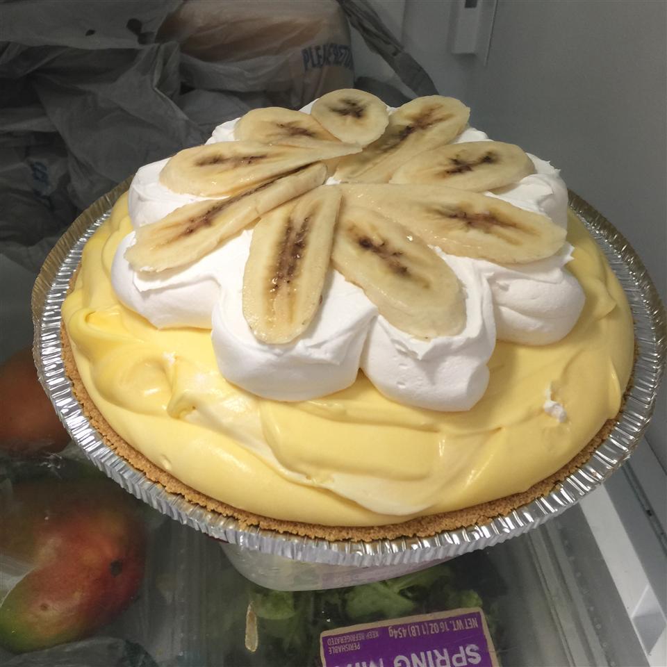 Banana Cream Pie III