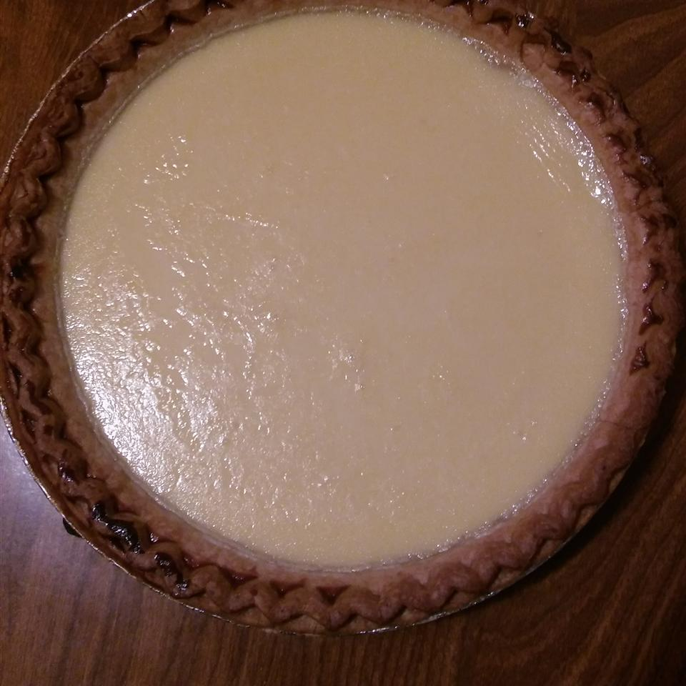 Egg Custard Pie II Frances Morton