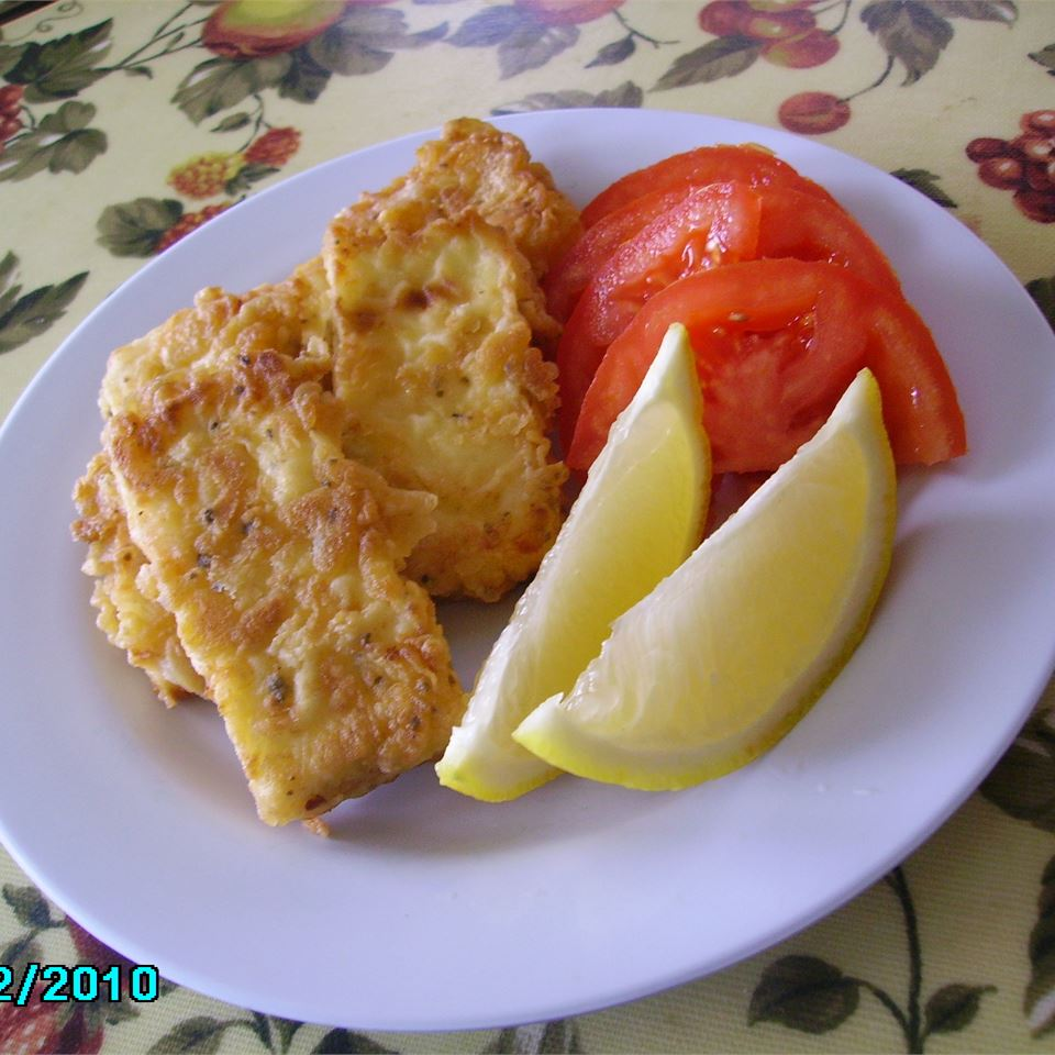 Greek Saganaki