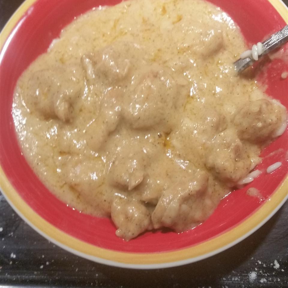 Chicken Etouffee