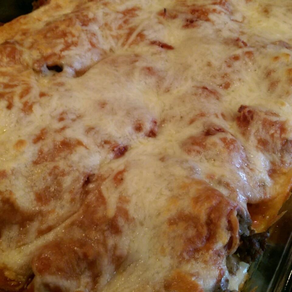 Potato Pizza Casserole Emily Wingett Smith