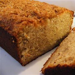 Brown Sugar Banana Nut Bread I