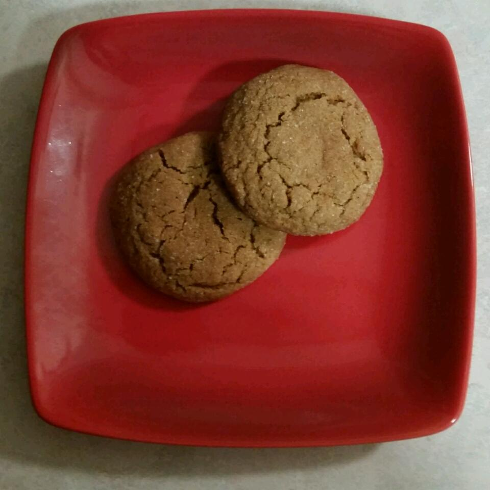 Molasses Cookies Gabriel Kreider-Letterman