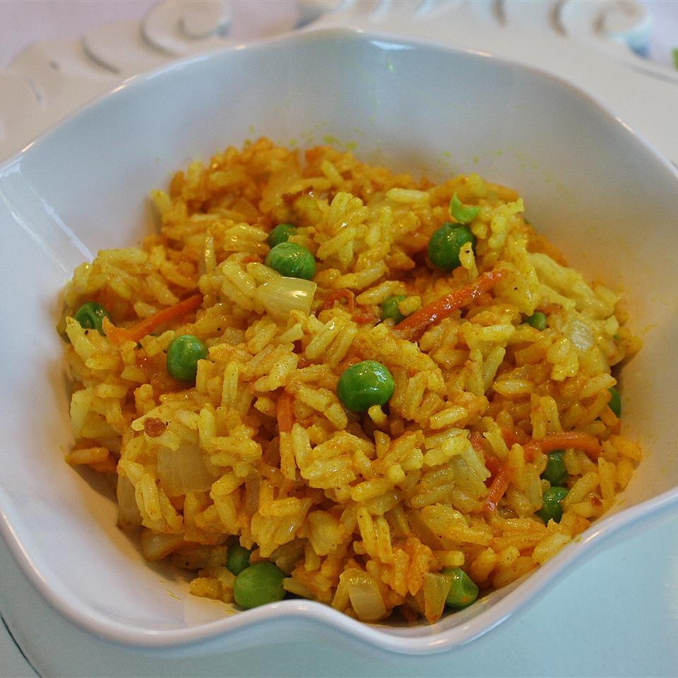 Tammy's Turmeric Rice naples34102