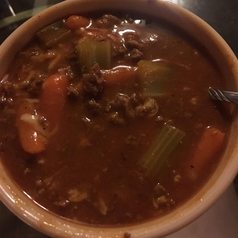 Hamburger Stew