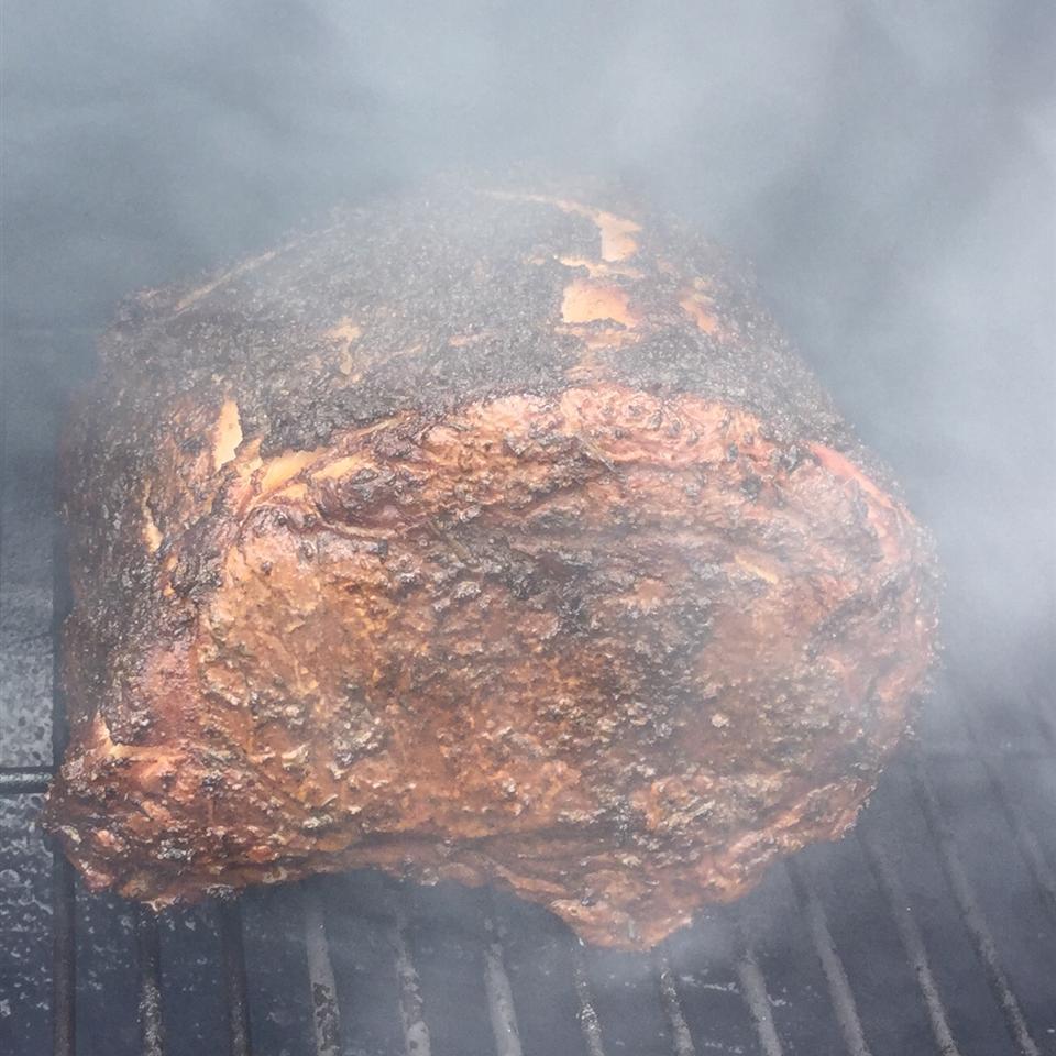 Smoked Prime Rib Roast lurchfla