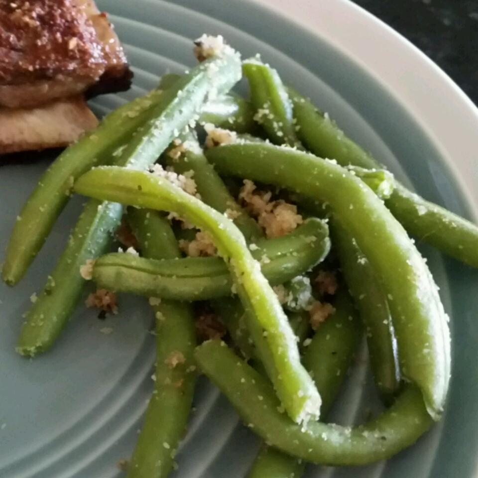 Green Beans with Bread Crumbs MNKENNEY