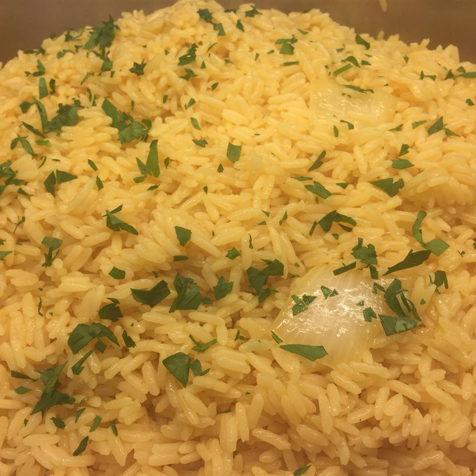 Onion Rice Pilaf Wilfredo Berenguer