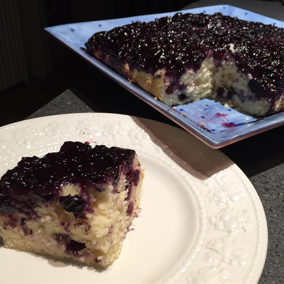 Cottage Pudding - Upside Down Cake carol