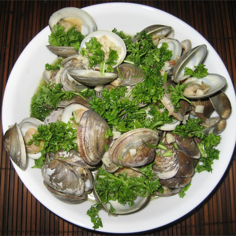 Scott Ure's Clams And Garlic