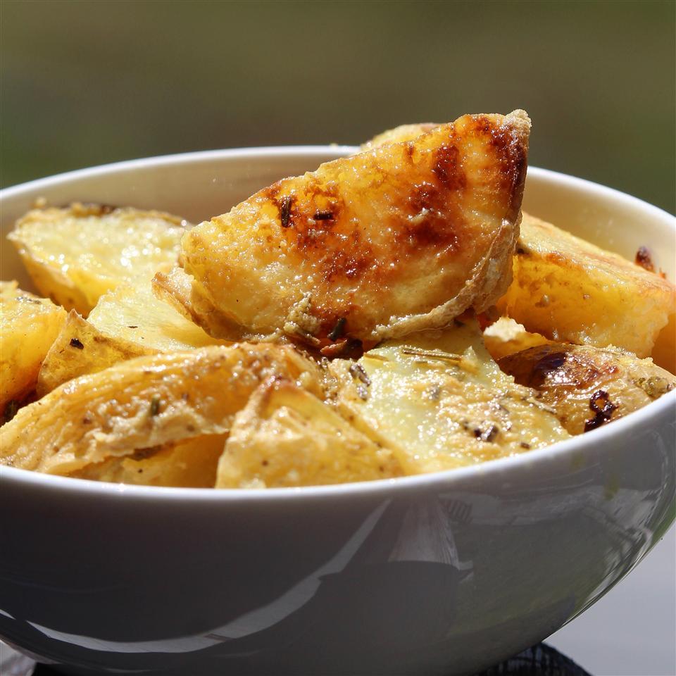 Dijon Roasted Potatoes Buckwheat Queen