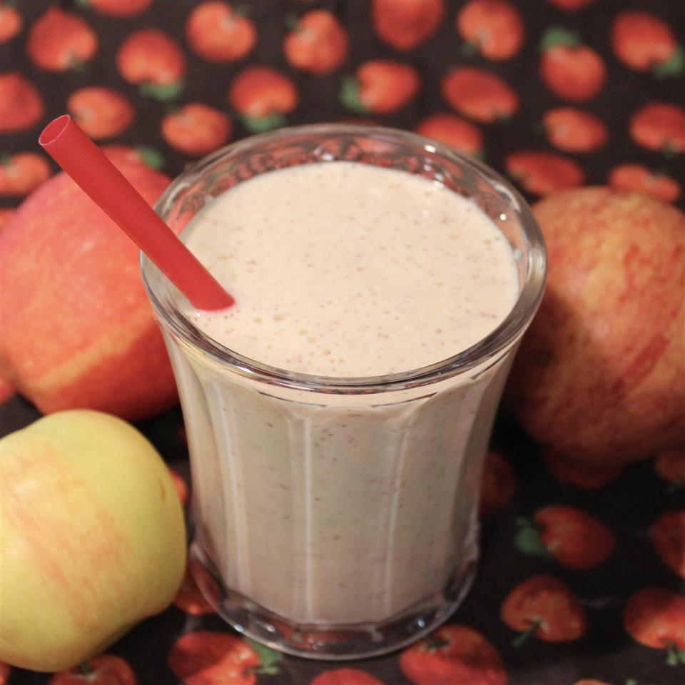 Apple Vanilla Smoothie