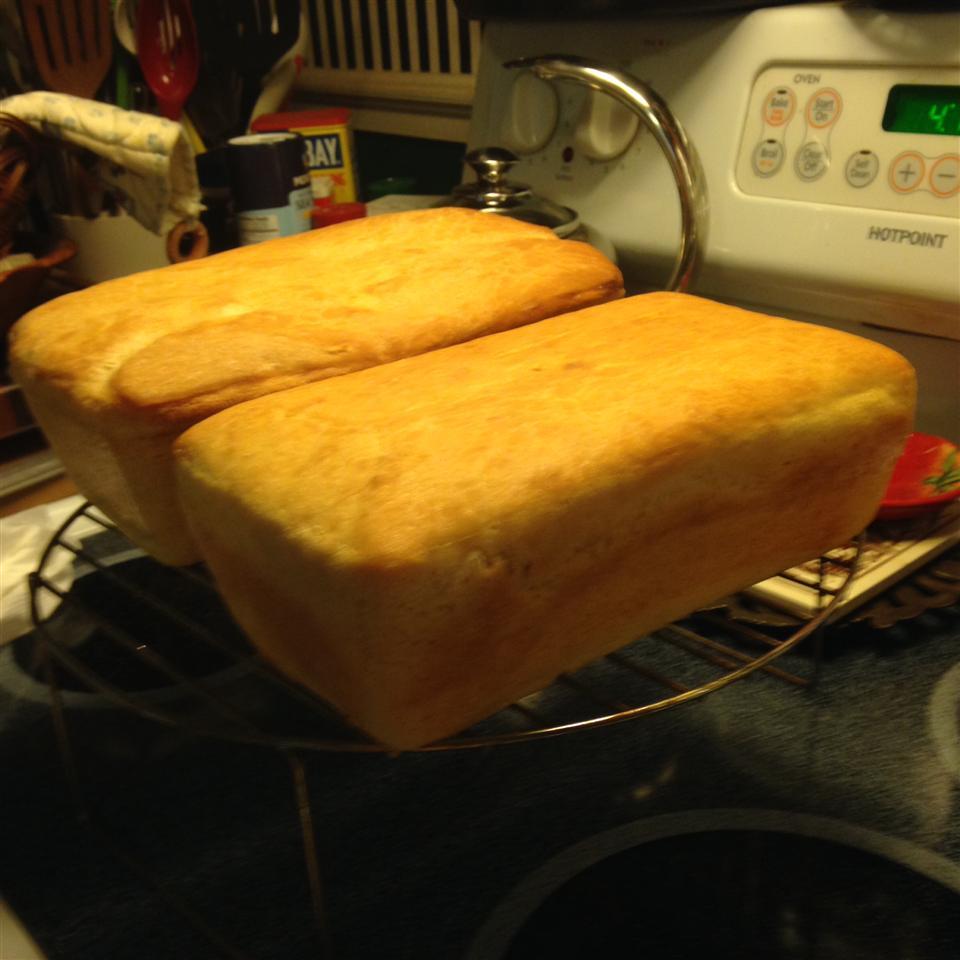 Salt Rising Bread Ladygreiss