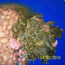 Braised Collard Greens ChefAMY