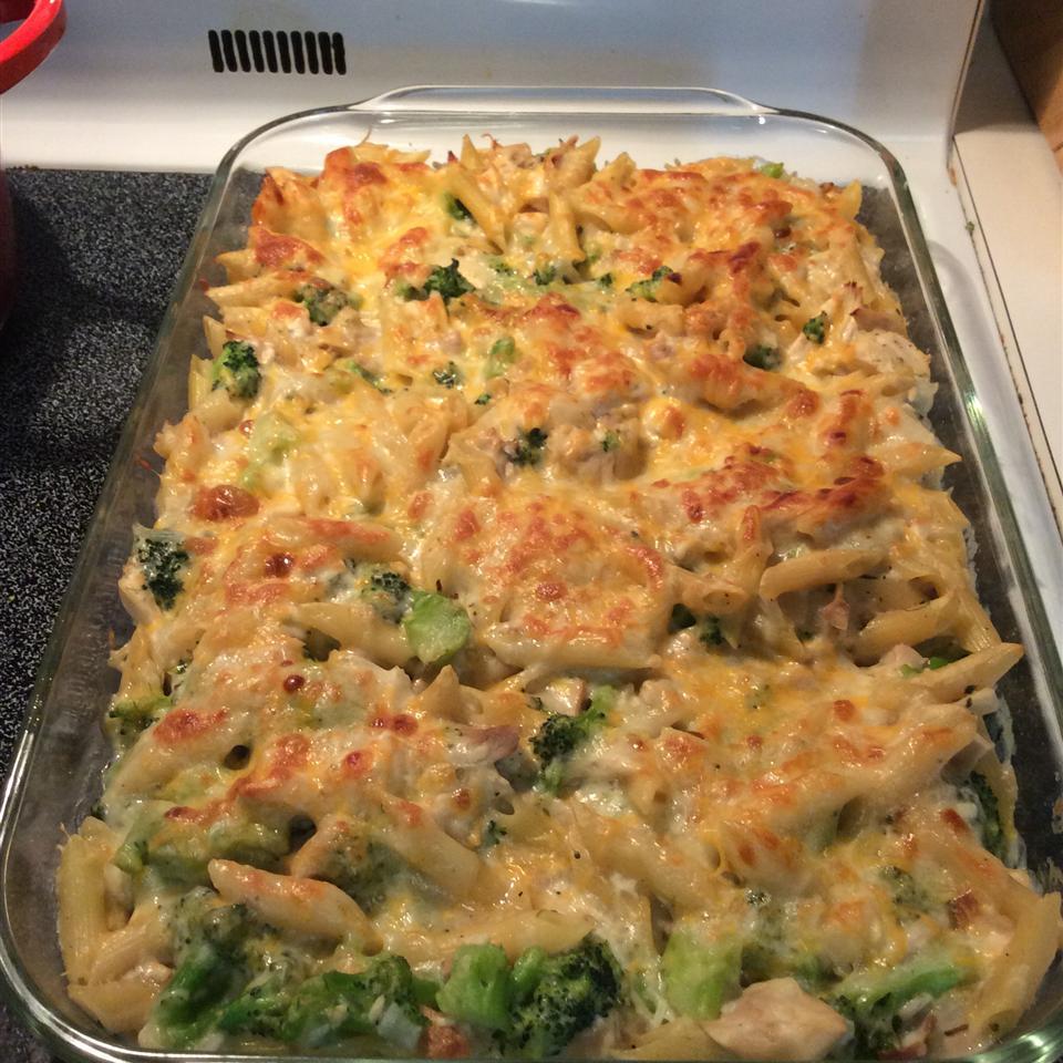 Silver's Savory Chicken and Broccoli Casserole mamadee