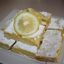 Bake Sale Lemon Bars