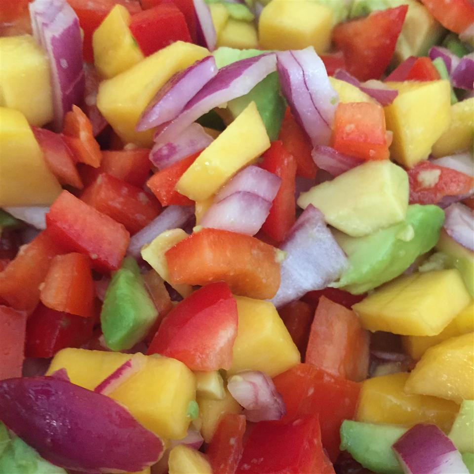 Avocado-Mango Salsa