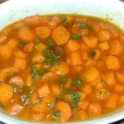 Apricot Glazed Carrots melissabarry08