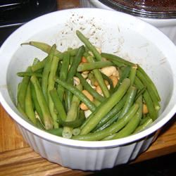Green Beans with Hazelnuts and Lemon melissabarry08