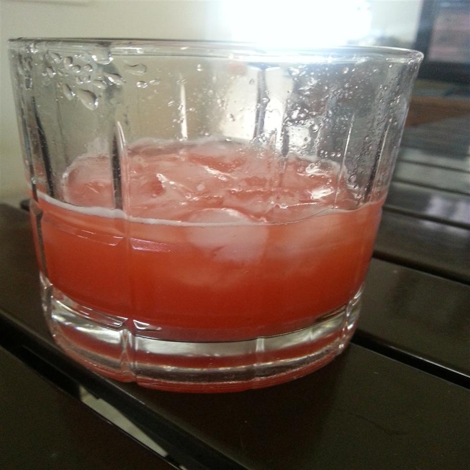 Strawberry-Ginger-Mint Lemonade