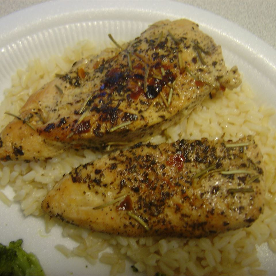 Herb and Chicken Pasta Kim C
