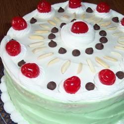 Cassata Cake SUZZANNA