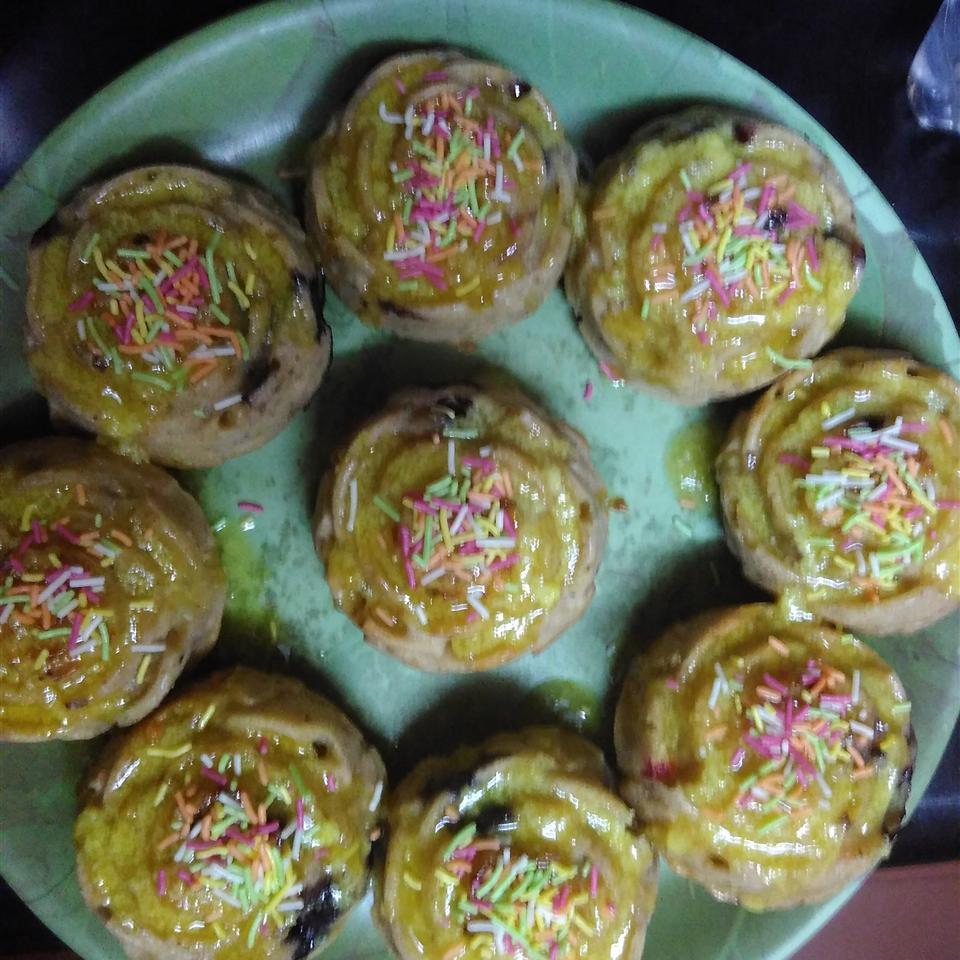 Fruity Bundt Cake Gayatri